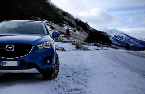 From Downtown to the Country, the CX-5 Handles Any Winter Roads